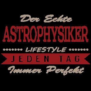 Der echte Astrophysiker