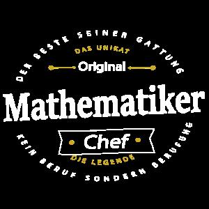 Beruf Mathematiker