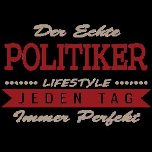 Der echte Politiker
