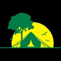 Freizeit - Zelt Baum