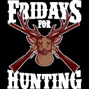 Fridays for Hunting Jäger Geschenkidee