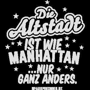 Düsseldorf - die Altstadt T Shirt