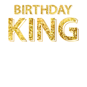 Birthday King Gift Birthday Party Birthday Gift