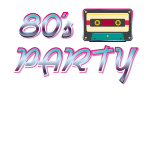 80s Bro Gift 80's 1980s Birthday Party Theme Gift