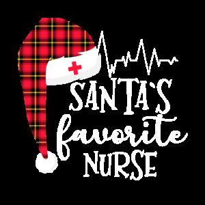 Krankenschwester Weihnachtsoutfit