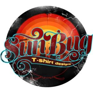 Large SunBug Logo distressed