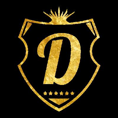 D buchstabe gold - D buchstabe gold - zeichen,wappen schild,textur,symbol,stylisch,sterne,stars,shield,royal,name,logo,letter,krone,king,golden,gold,emblem,edel,design,crown,buchstabe,anfangsbuchstabe,alphabet,D