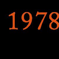 Jahrgang 1978 geboren - Einfach gut
