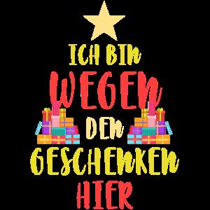 Weihnachtsmann X-mas Heiligabend