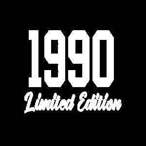 30er Geburtstag 30 1990 Geschenk