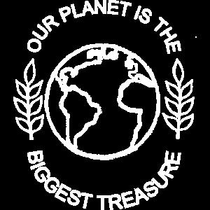 Unser Planet is der größte Schatz