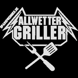 Grill T Shirt Allwettergriller