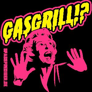 Grill T Shirt Gasgrill