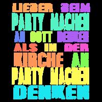 Party Machen Kirche