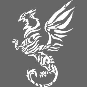 T-shirt Eaven Tribal - Phoenix Fonce Femme