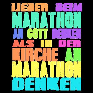 Marathon Kirche
