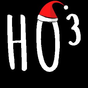 Weihnachten HO³ Heilig Abend Zipfelmütze
