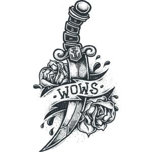World of Warships Knife