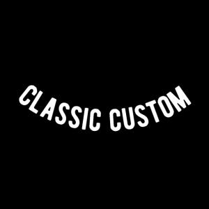 Classic Custom Banner