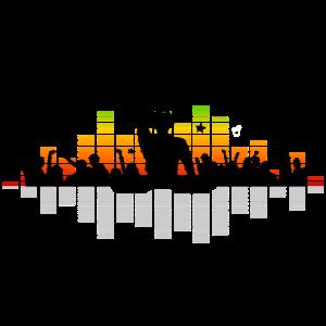 Menschen - DJ Konzert Festival