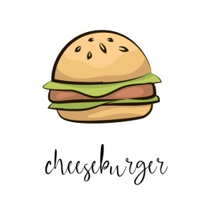 cheeseburger, burger, keto cheeseburger, fast food