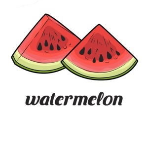 watermelon, love a watermelon, watermelon moda