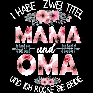 Oma und Mama und rocke die Erziehung