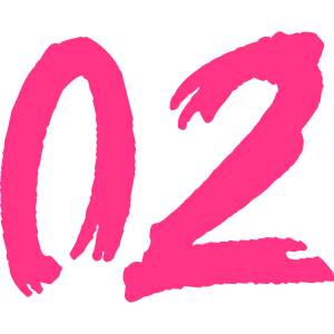 02 Zahl Scratchy Pelibol ™