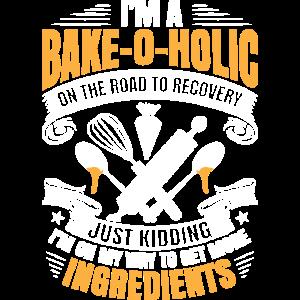 Backen Bäcker Bäckerin Bäckerei Backwaren Geschenk