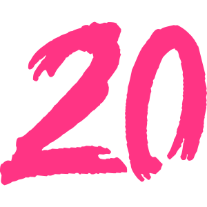 20 Zahl Scratchy Pelibol ™