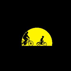 Freizeit - Radtour Familie