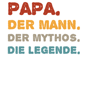 Papa Vater 30.Geburtstag 30 Jahre Spruch Geschenk