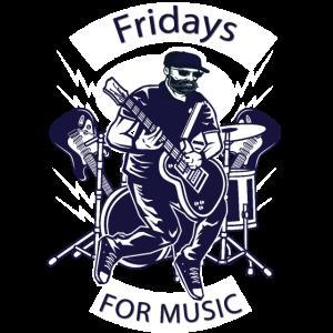 Fridays for Music Singer Fun sing Band konzert