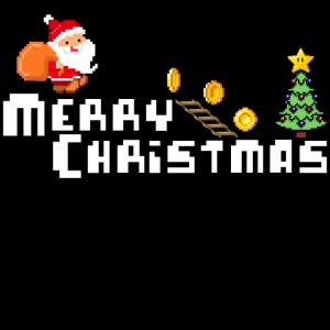 Gamer Weihnachtsmann