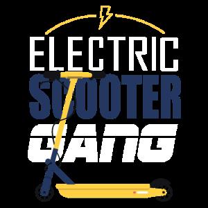E-Roller Electric Roller Gang Geschenk City Roller