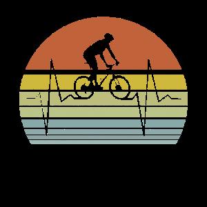 Herzschlag Heartbeat MTB Mountain Biker