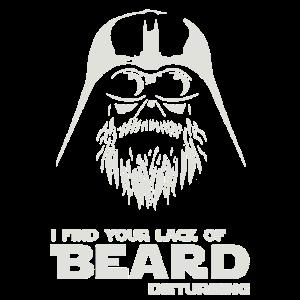 I Find your Lack of Beard disturbing