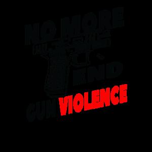 Waffen Demo Gegen Waffengewalt
