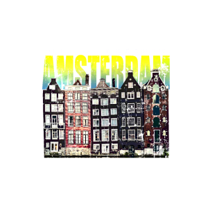 Amsterdam Holland Altstadt