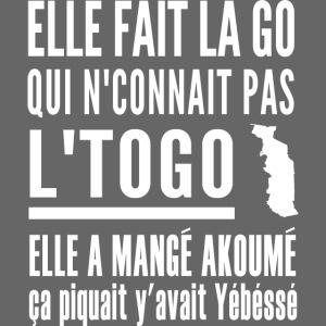 Elle Fait La Go Qui N'Connait Pas L'Togo
