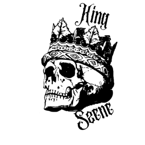 King Szene Totenkopf