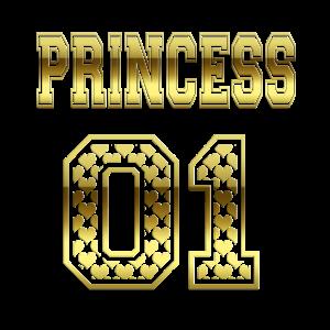 Princess 01 Gold