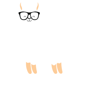 Llama Alpaka Geschenkidee Fluffy Shaggy