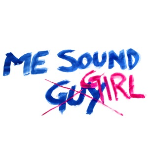 me = sound girl