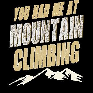 Bergsteiger Bergsteigen