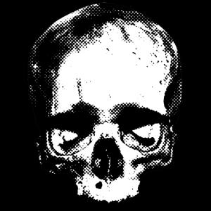 Totenkopf Raster / Skull grid
