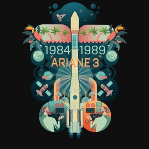 Ariane 3 - Dream of the Moon