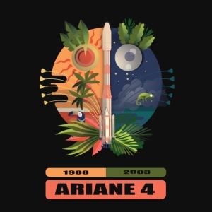 Ariane 4 - Carnaval figures and legends