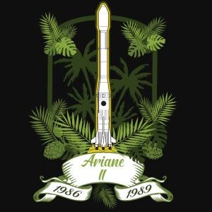 Ariane 2 label