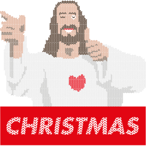 jesus christmas   ugly christmas